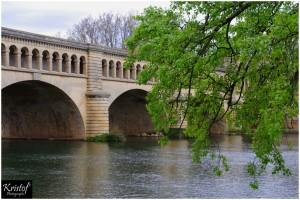 L'Orb sous le Pont Canal