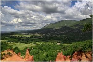 "<p align=""center"">Colorado Provençal de Rustrel</p>"